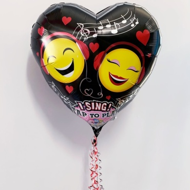 """Crazy Little Thing Called Love\"" Singing Balloon"