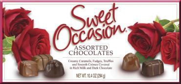 Sweet Occasions 10.4 oz Chocolate