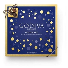 Godiva Assorted Belgian Chocolate 7.4 oz