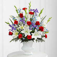 Cherished Farewell to You Arrangement